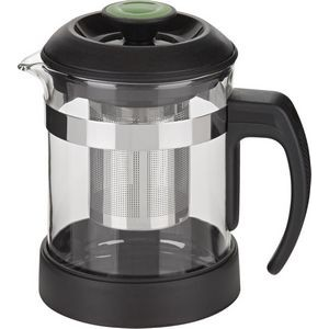 Tea Maker 20 oz borosilicate glass Trudeau Maison