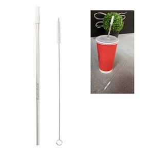 Mesosphere Stainless Straw With Silicone Tip